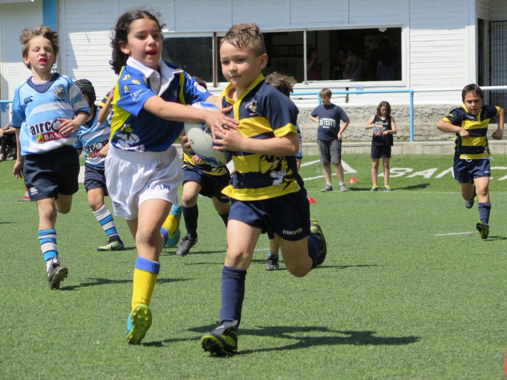 Mini Rugby under 8