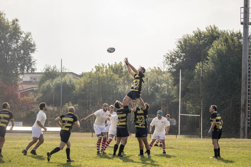 Moncalieri Rugby VS Giacomelli
